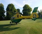 Support your local Air Ambulance! HIOWAA Hampshire & Isle of Weight Air Ambulance doing what they do best! Helping a gentleman who suffered a heart attack! Ordinary people. Extraordinary care. Supported by YOU! https://www.hiowaa.org/ from ambulance pregnant xxx